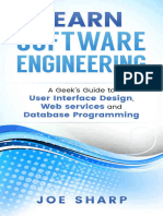 Learn Software Engineering