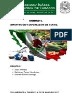 UNIDAD-6 EXPORTACIONES MRXICO