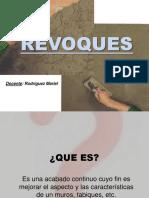 presentacion revoques