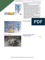 Manual Sistema Bomba Suministro Estructura Flujo Presion Combustible Control Inyector Mantenimiento