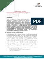 Neuropsicologia de Las Enfermedades Neurodegenerativas - Lectura Modulo I 1