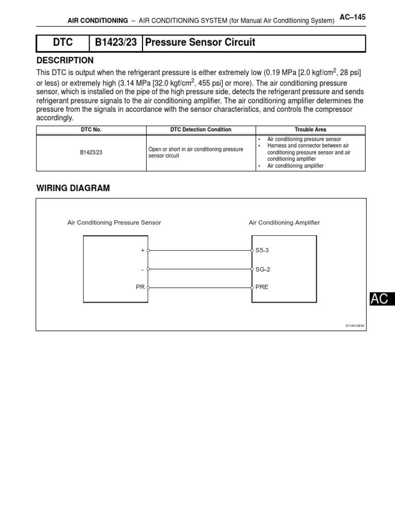 Toyota Corolla Repair Manual: Electronic circuit inspection procedure