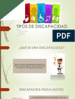 Tipos de Discapacidad1