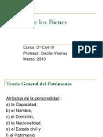 P.P. Teoría de Los Bienes