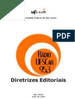 Projeto Editorial Radioufscar