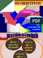 Mi 8 Objetivo Justificacion