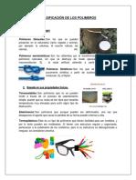 CLASIFICACIÓN DE LOS POLIMEROS.docx