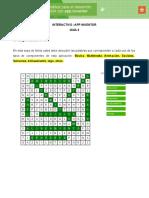 Juegos Interactivos Guia 2-App Inventor