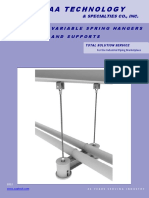 AAA Variable Spring Hangers Catalog