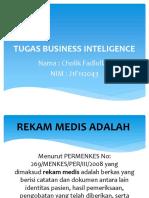 Tugas Business Inteligence