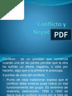 Capitulo 15 Conflicto y Negociacion-1