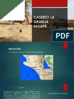 Caserío La Granja Sasape