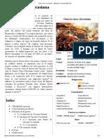 Guerra Ruso-circasiana - Wikipedia, La Enciclopedia Libre