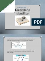 Diccionario científico nananala