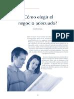 Cómo Elegir El Negocio Adecuado.pdf