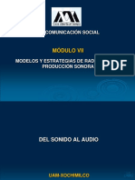 2.- Del Sonido Al Audio