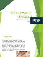 Problemas de Lenguaje