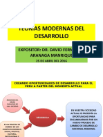 56 Dam Teoriads Modernas de Desarrollo Abril 2016