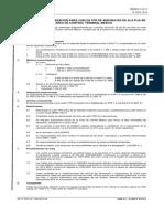 Cartas y Procedimientos VFR MMMX
