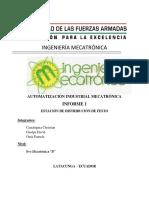 Informe estación de Distribución FESTO
