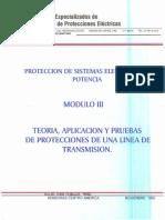 Proteccion de Sistemas Electricos de Potencia