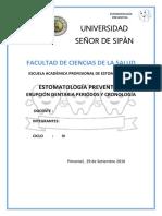 Monografia de Preventiva