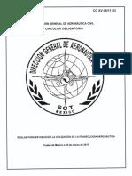 Circular DGAC Utilización de Fraseología Aeronáutica 2017