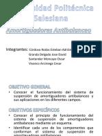 Expo Sistemas de Transalacion. S. Antibalanceo