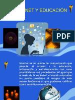 INTERNET Y EDUCACIÓN.ppt