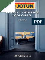 Jotun Majestic Interior Colours