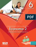 Economía II para 6xto semestre