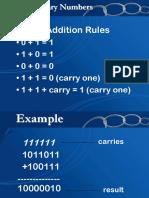 5c - Binary Arithmetic Op