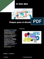 Sitio Web Luisito Chasipanta