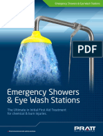 2918 Pratt Emergency Showers and Eye Wash 2014