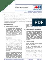 Imp- Radiator Maintenance