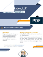 Keating&Lyden Mergers and Acquisitions