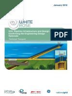 K33 Pipeline Infrastructure Design-WhiteRose