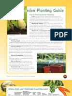 School Garden Planting Guide - csgn.org