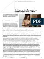 Andalucía Dejará de Gravar Desde Agosto Las Herencias de Viviendas Habituales y Fincas . SUR