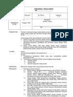 Dody Firmanda 2010 - PERSI Workshop Format Prosedur Kredensial
