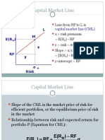 Capital Market Line (Rohit)
