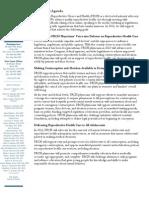 2010 Policy Agenda