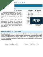Resumo Geotecnia Fundações - Engenharia Civil
