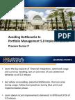 2810 Avoiding Bottlenecks in Portfolio Management 50 Implementation.pdf