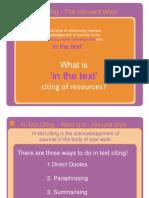 Harvard Referencing - Intext Citing - Digital Resource (1)