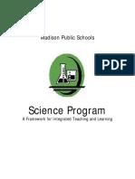 2. Science Curriculum