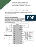 Conversión Análogo Digital ADC 2016 1