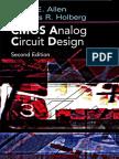 CMOS Analog Circuit Design Allen Holberg 3