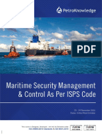Maritime Security Management Control