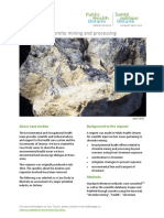 Full Details Chromite Mining and Processing
